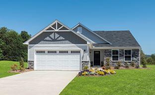 Olivia Springs by Ryan Homes in Greenville-Spartanburg South Carolina
