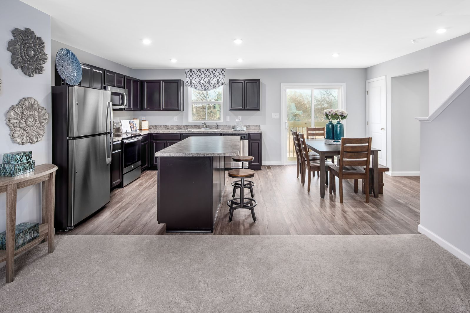 Kitchen-in-Plan 1918-at-Enclave at Heartland Crossing-in-Camby