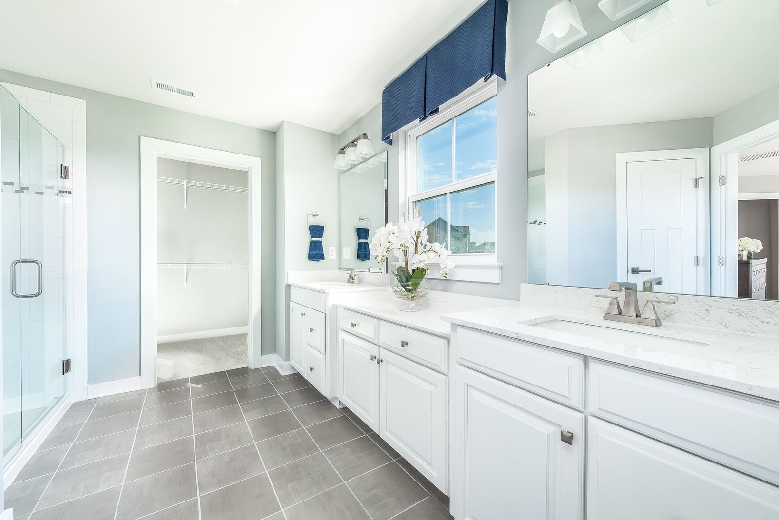 Bathroom featured in the Lehigh w Full Basement By Ryan Homes in Indianapolis, IN