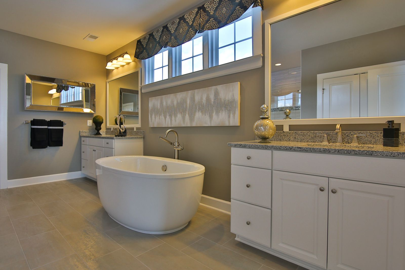 Bathroom featured in the Radford By NVHomes in Washington, MD