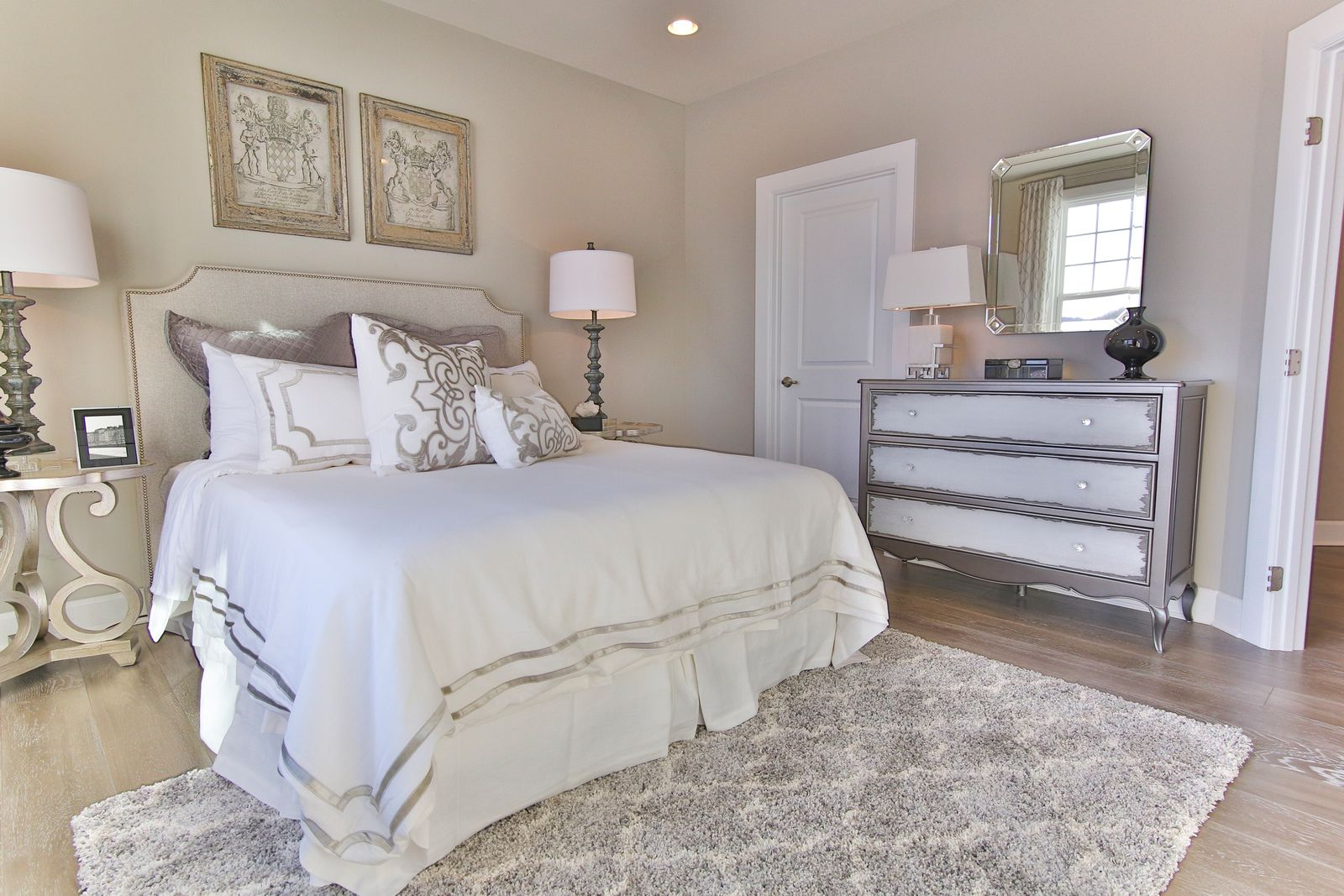 Bedroom featured in the Radford By NVHomes in Washington, MD