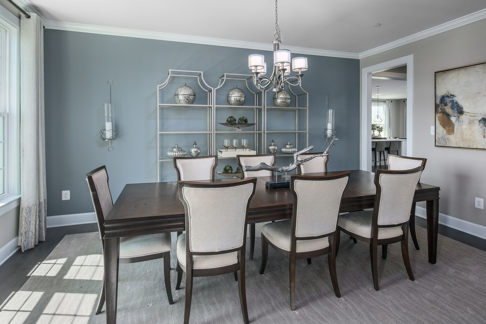 Living Area featured in the Radford By NVHomes in Washington, MD