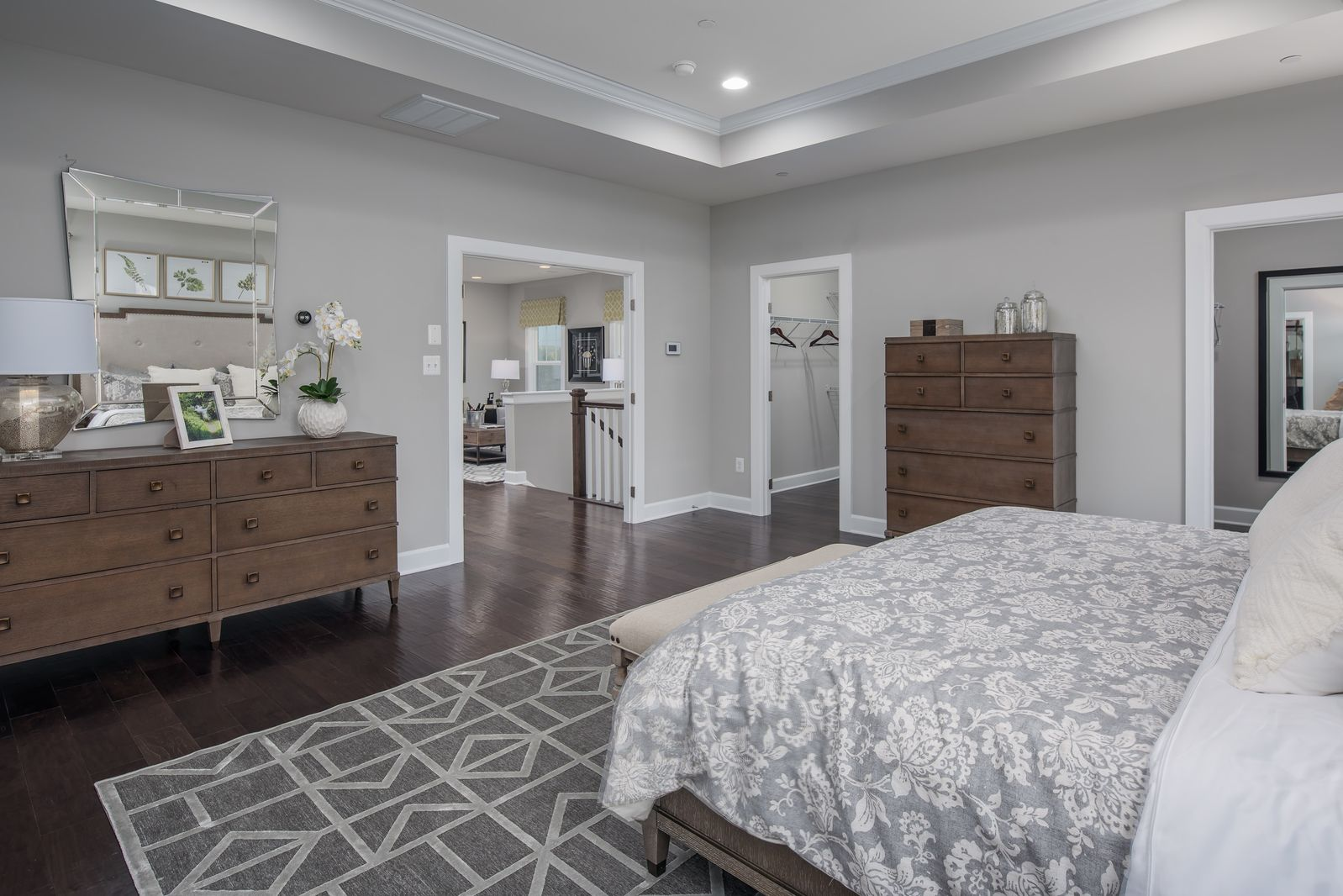 Bedroom featured in the Tyler By NVHomes in Baltimore, MD