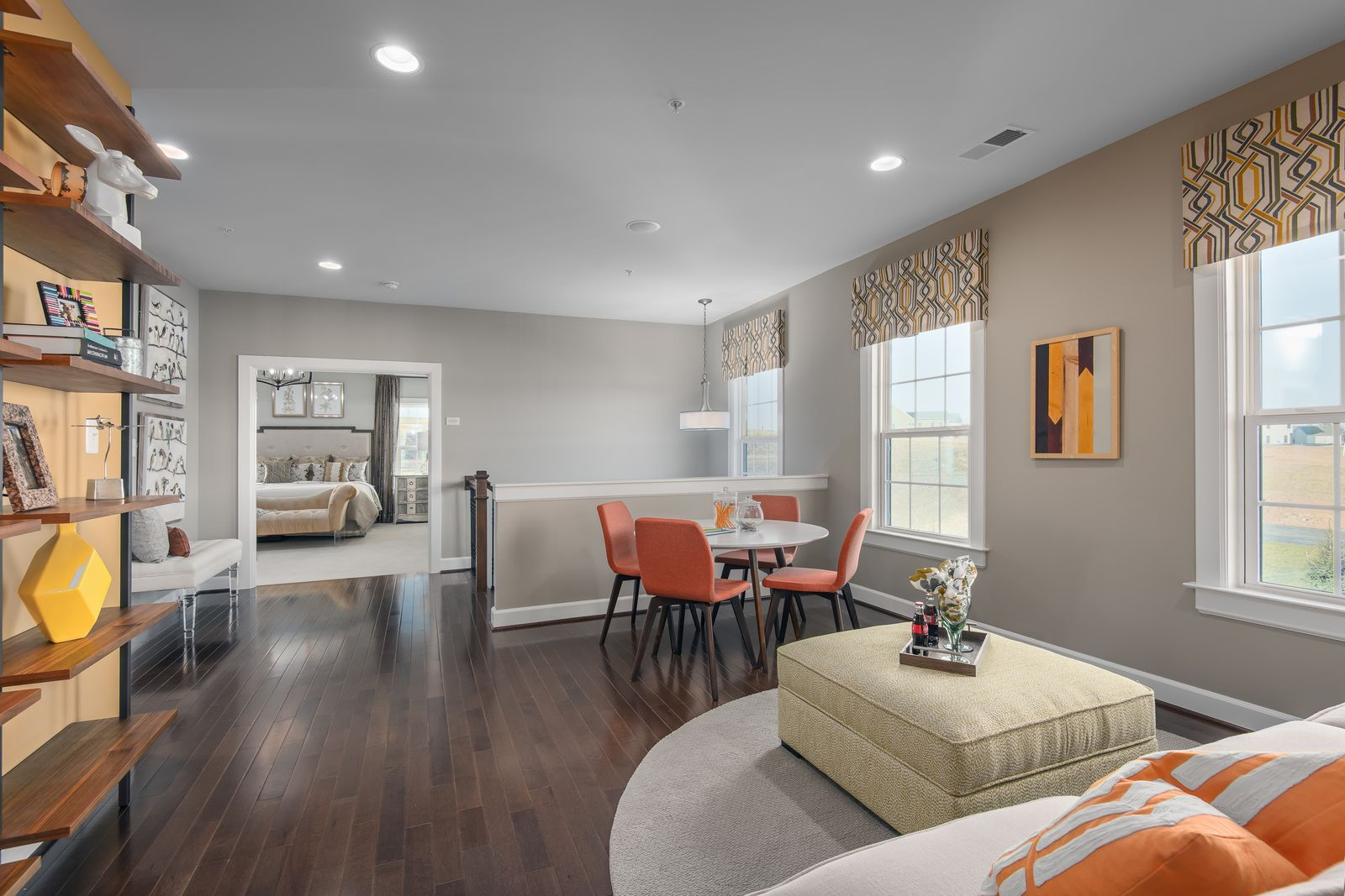 Living Area featured in the Tyler By NVHomes in Baltimore, MD