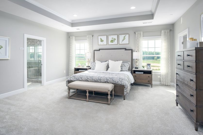 Bedroom featured in the Tyler By NVHomes in Washington, MD