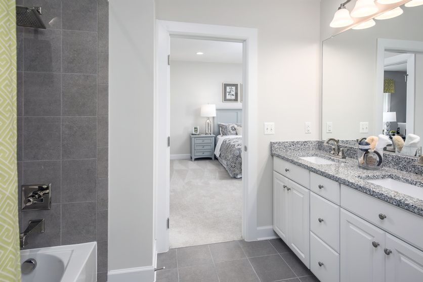 Bathroom featured in the Tyler By NVHomes in Washington, MD