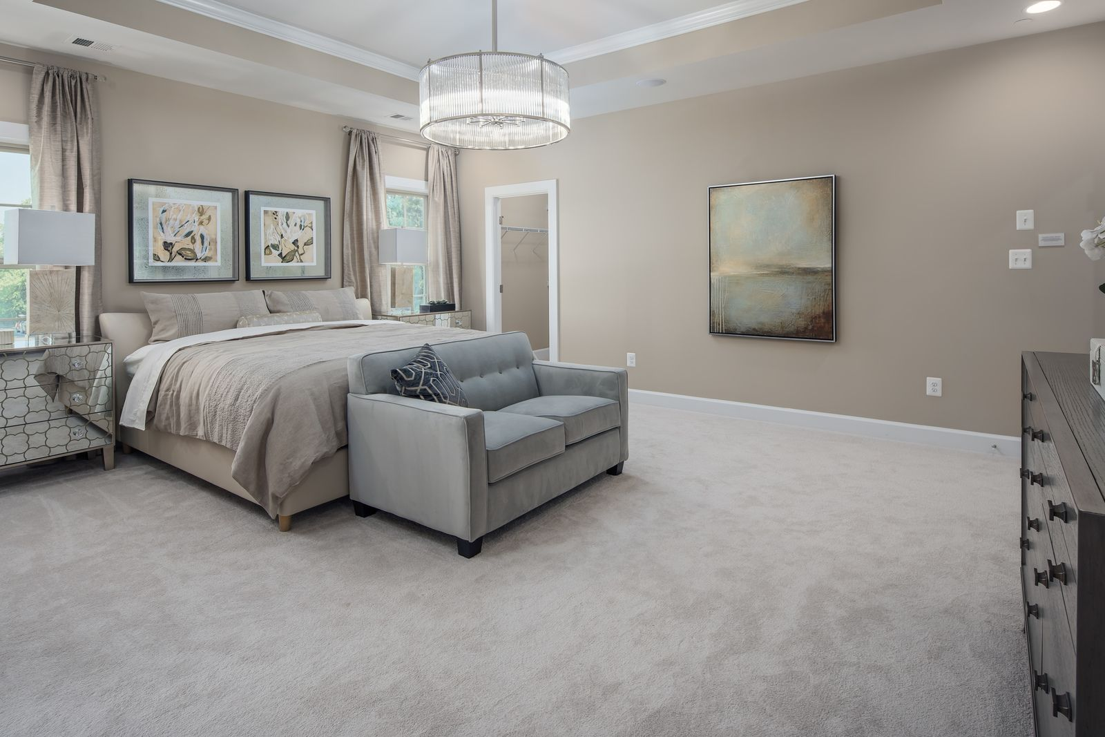 Bedroom featured in the Danville By NVHomes in Washington, MD