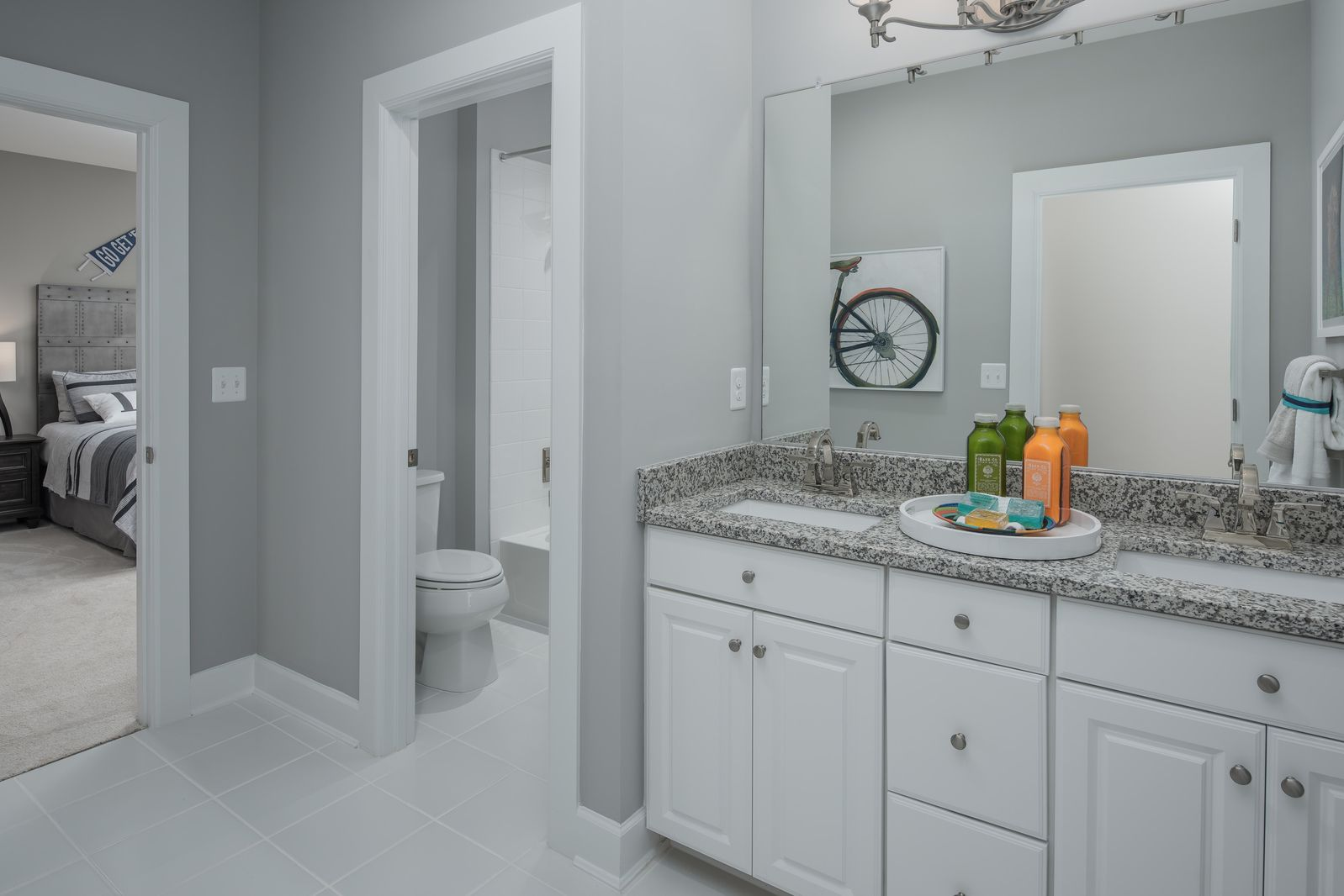 Bathroom featured in the Danville By NVHomes in Washington, MD