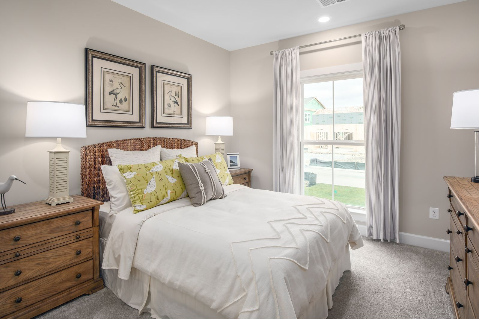 Bedroom featured in the Bryn Mawr By NVHomes in Philadelphia, PA