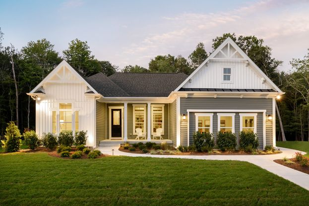 Searching for the perfect home in Delaware?:Marsh Farm Estates is tucked away from but just minutes from the Lewes and Rehoboth beaches - it's the best of both worlds. Enjoy first-floor living, basements, natural gas and private homesites.