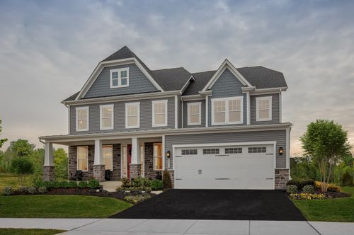Maple Lawn South by NVHomes in Baltimore Maryland