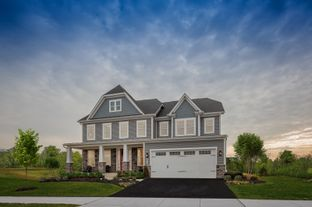 Longwood - Maple Lawn South: Fulton, Maryland - NVHomes