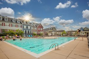 homes in Executive Townes at Shipley's Grant by NVHomes