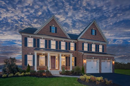 Bethany Ridge by NVHomes in Baltimore Maryland