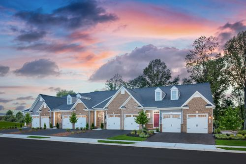 Fairways at Turf Valley by NVHomes in Baltimore Maryland