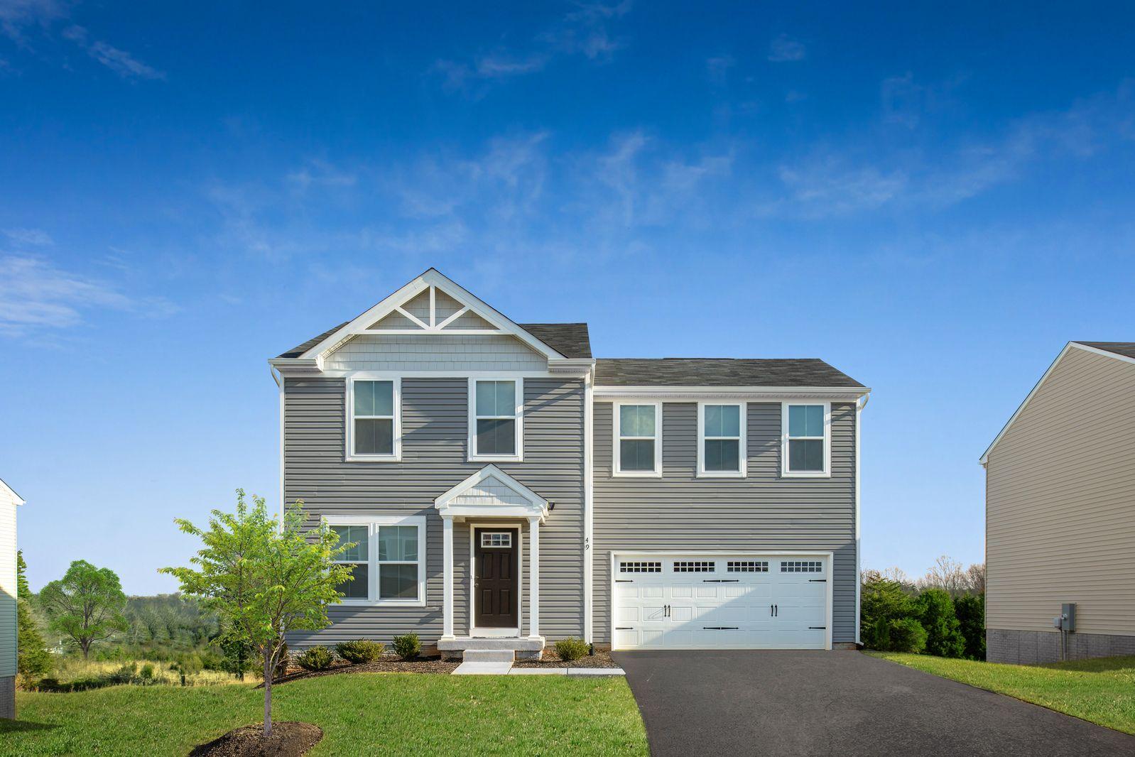 Plan 1680   Claybrook: Waynesboro, Virginia   Ryan Homes