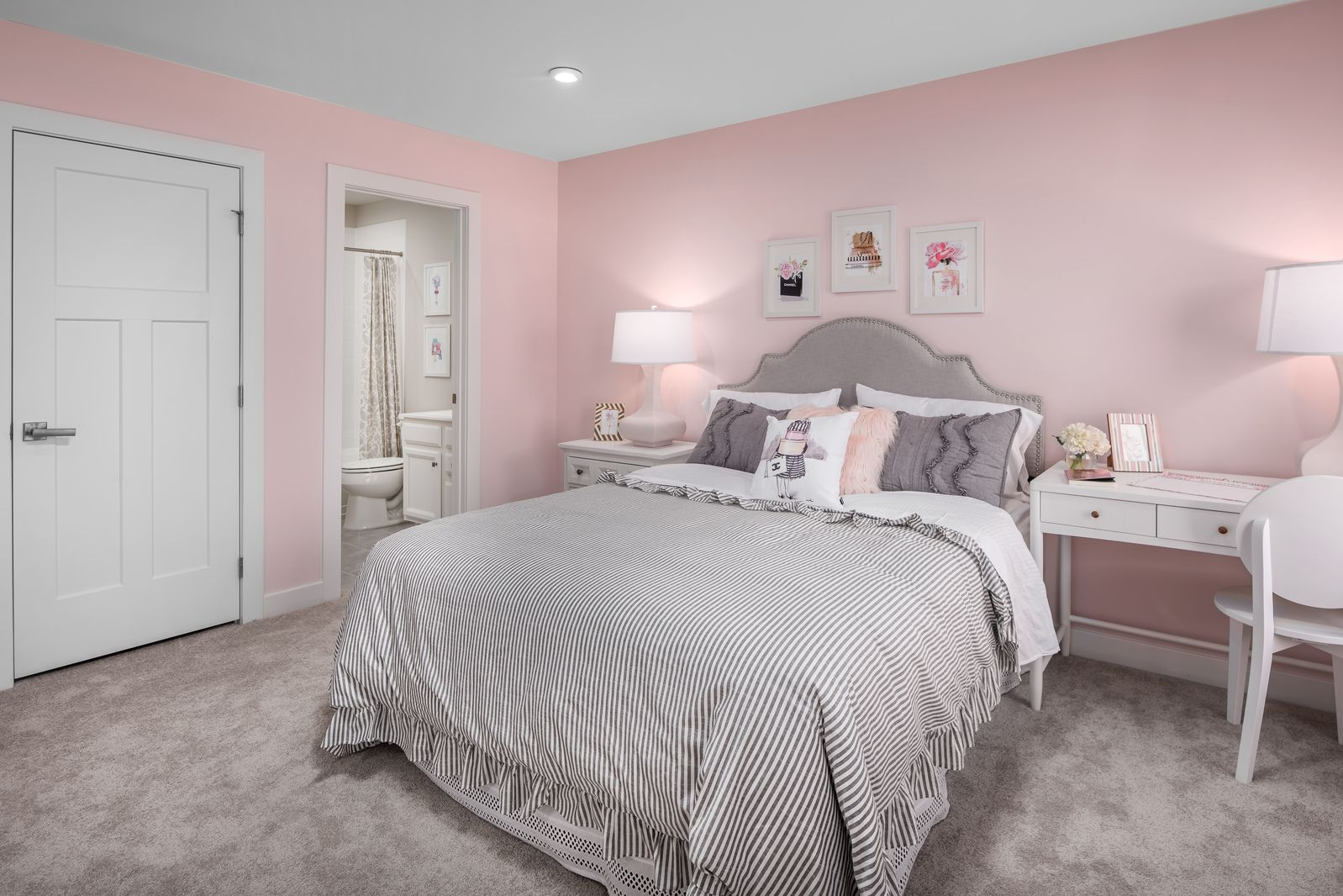 Bedroom featured in the Genoa By Ryan Homes in Indianapolis, IN