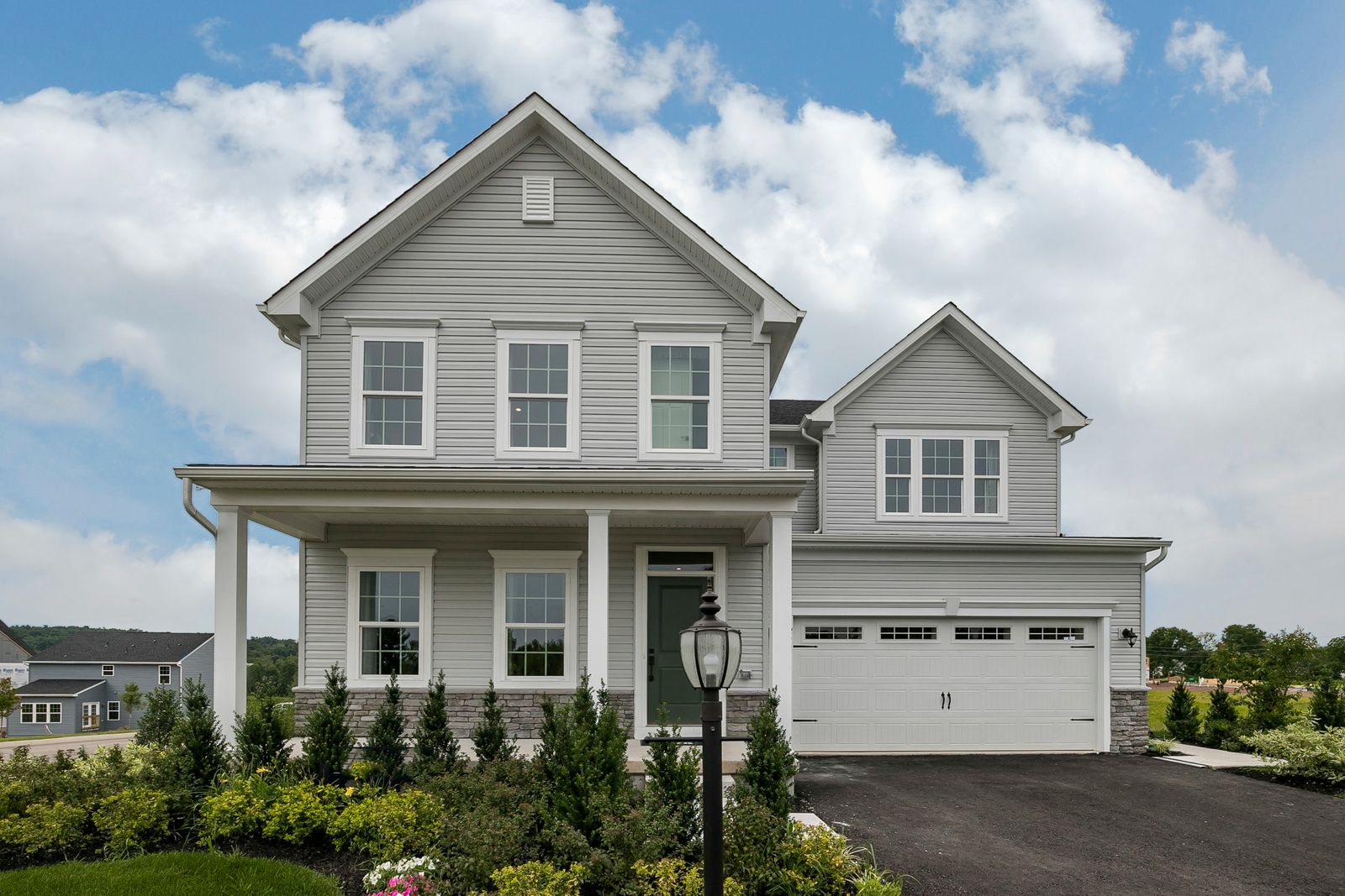 Exterior featured in the Seneca By Ryan Homes in Washington, VA
