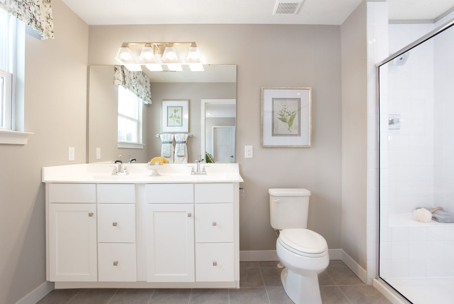 Bathroom featured in the Rosecliff By Ryan Homes in Norfolk-Newport News, VA
