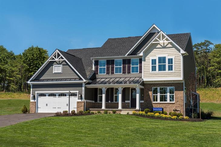 Welcome home to Meadows at Greenwich Crossing.:Now selling the final three homesites -- don't miss your opportunity to own a beautiful new home in East Greenwich.