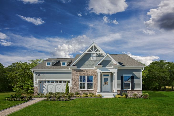 Welcome to Seagrove:The newest Natelli community in Ocean View offering resort-style amenities and homesites bordered by ponds and mature trees.