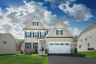 Danville - Villages of Urbana at Stone Barn: Urbana, District Of Columbia - NVHomes