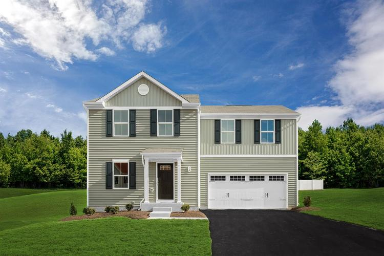 featured in the Plan 1440 By Ryan Homes in Rochester, NY