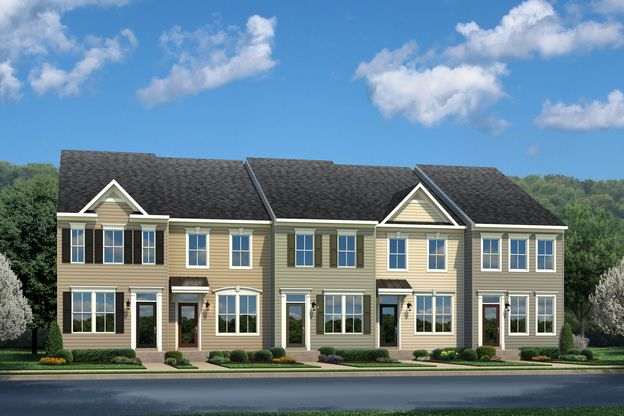 Welcome to Cedar Hill Townhomes:The only new townhome community in Anne Arundel Countyfrom the upper $200s!Schedule your visit today!
