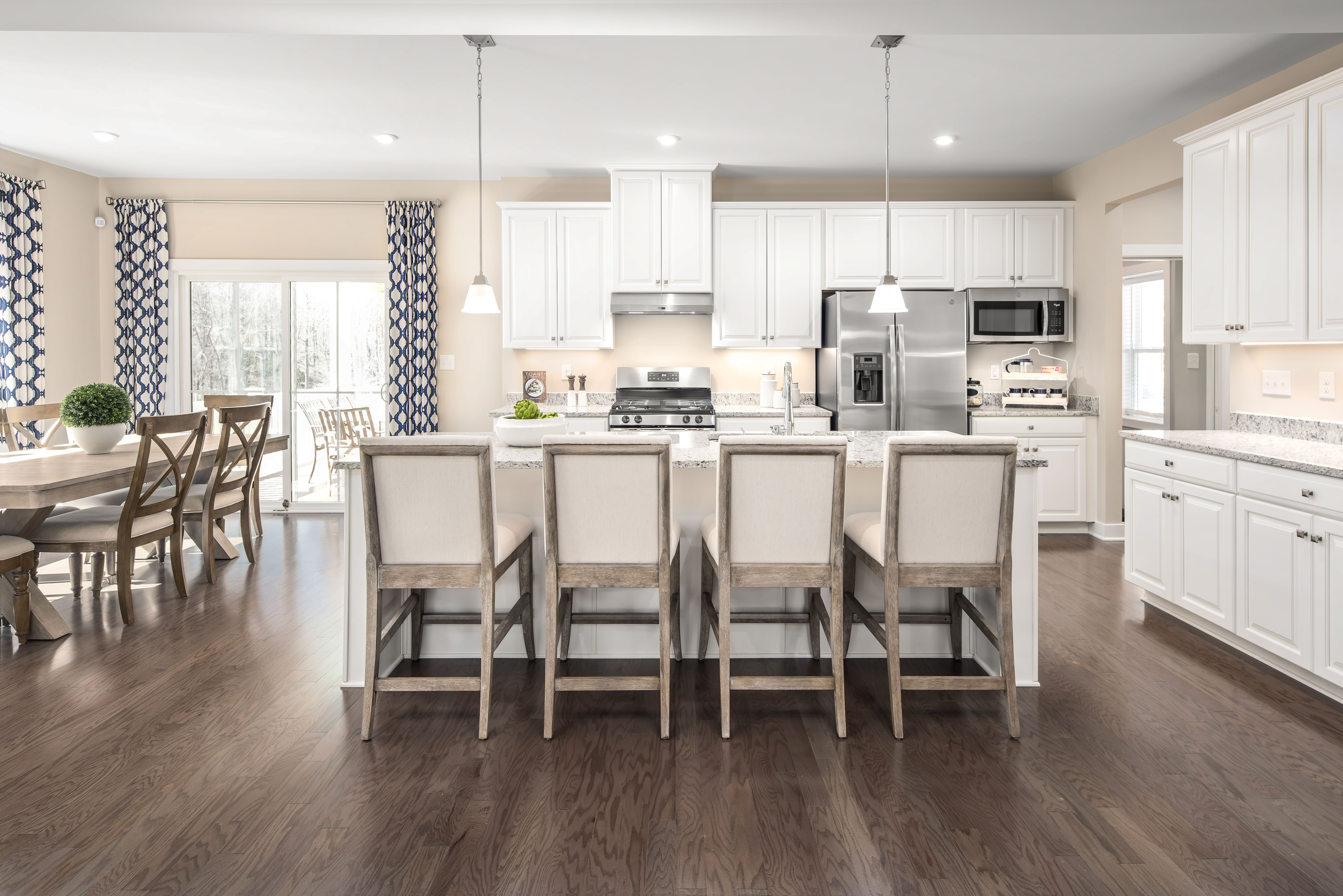 Kitchen featured in the Powell By Ryan Homes in York, PA