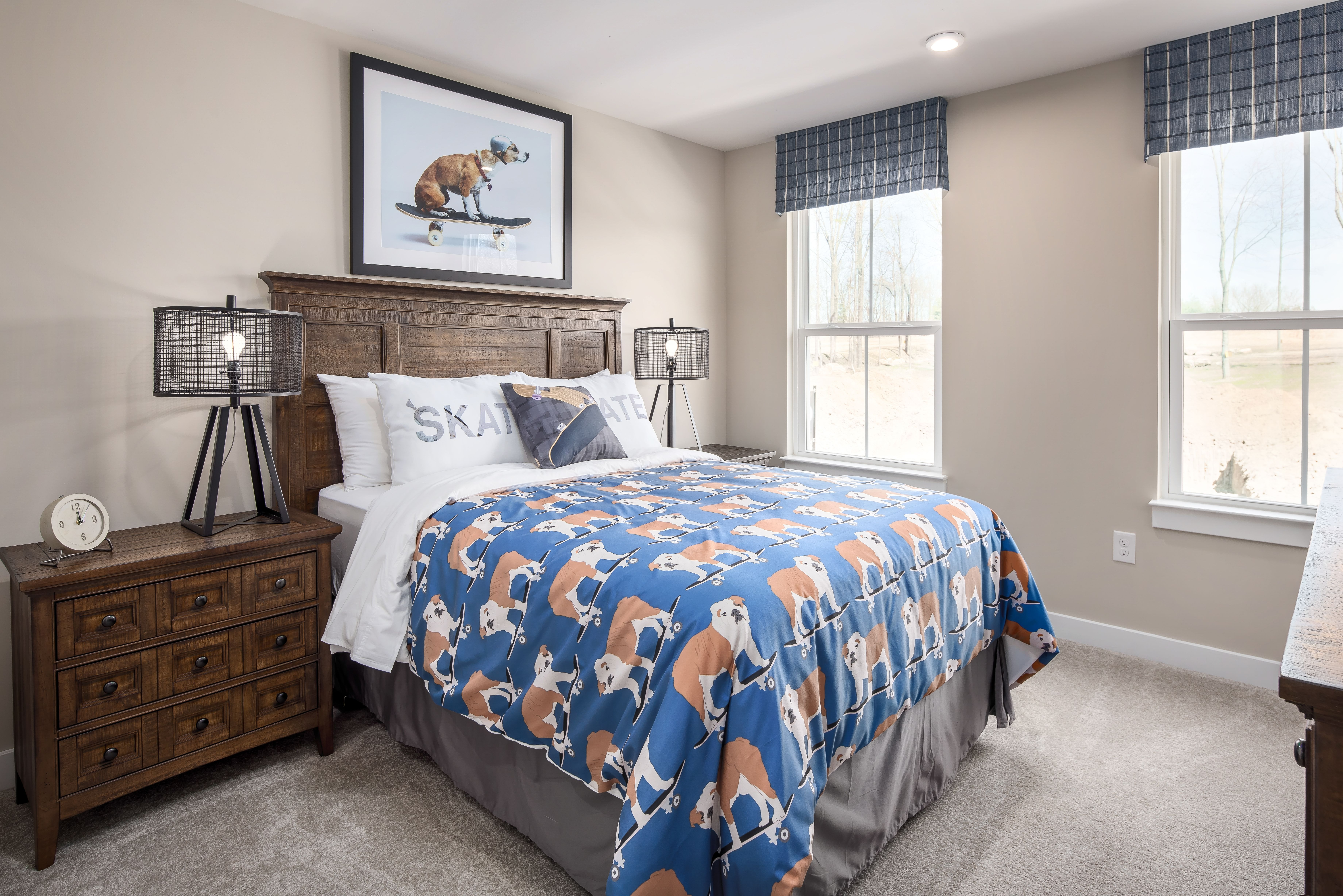 Bedroom featured in the Powell By Ryan Homes in York, PA