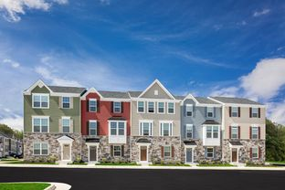 Mendelssohn - The Anchor at Glassworks: Cliffwood, New Jersey - Ryan Homes
