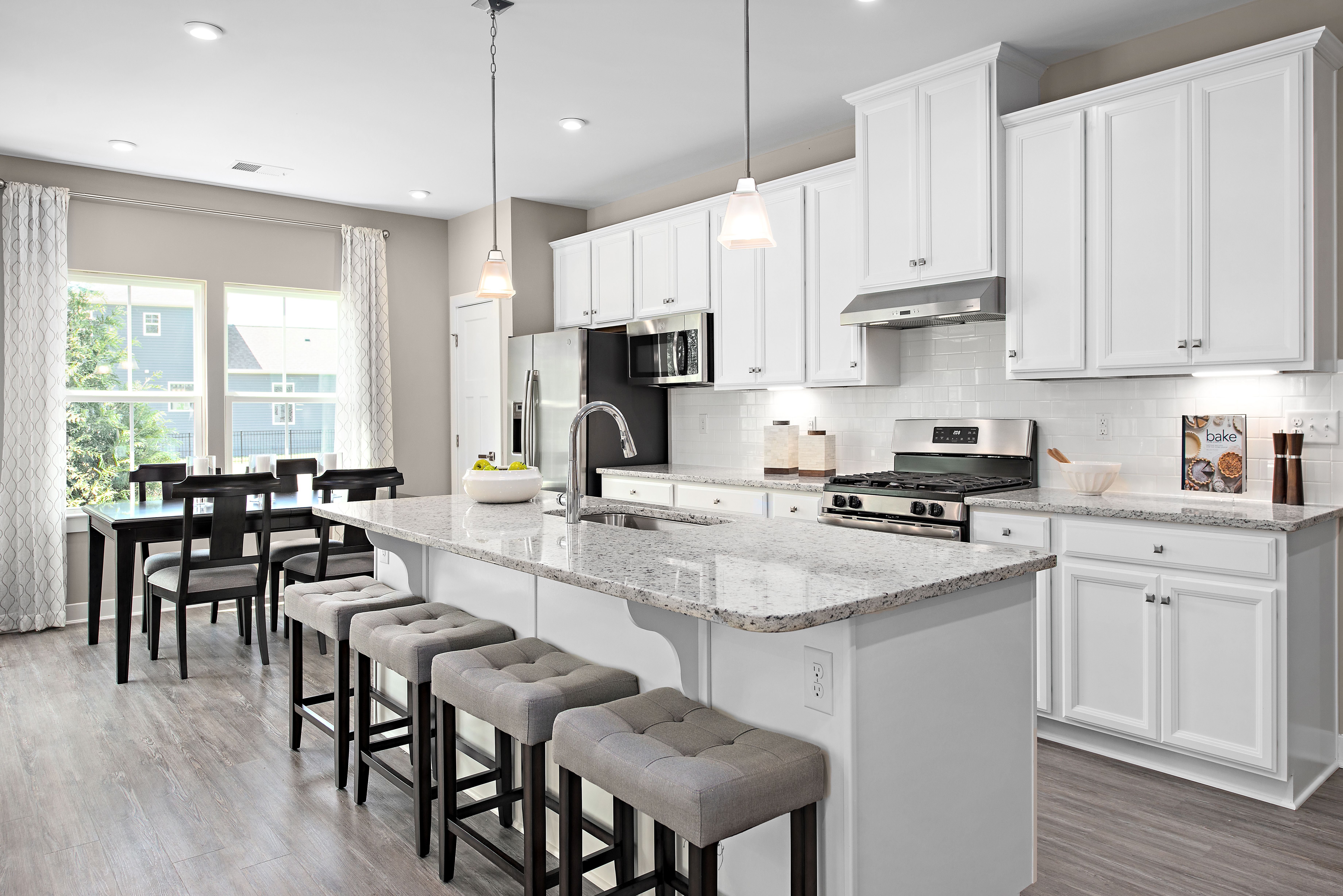 Kitchen featured in the Bramante 2 Story By Ryan Homes in Philadelphia, NJ