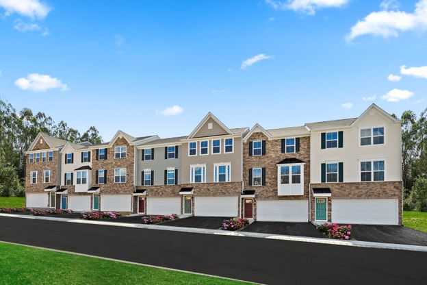 Welcome to Mountain Ridge:Own a beautiful new townhome with up to 3 bedrooms at Mountain Ridge, a convenient yet serene community!Click here to schedule your visit today!