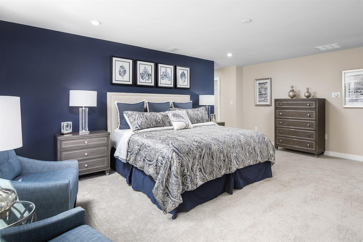 Bedroom featured in the Powell By Ryan Homes in Washington, MD
