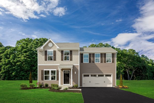 Welcome to Ridgely Forest:Own a brand new single family home with 2 car garage.Visit today to learn how!