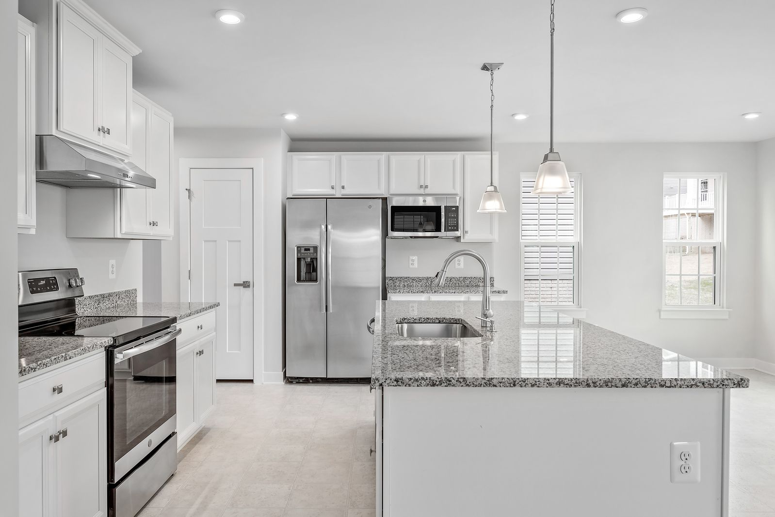 Kitchen featured in the Adrian By Ryan Homes in Cleveland, OH