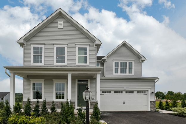 Welcome to Woodfield:Spacious new single-family homes in Gilbertsville, PA.Schedule your visit today!