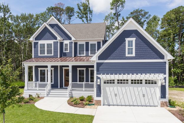 Welcome to the Reserves:New homes in Ocean View, DE with wooded streets and community amenities.