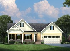 Cumberland - Parkside at Bethany: Millville, Delaware - Ryan Homes