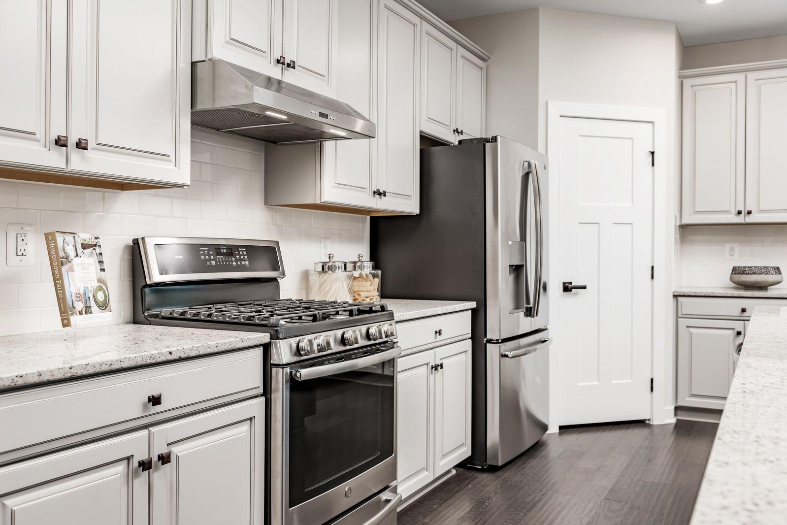 Kitchen featured in the York By Ryan Homes in Richmond-Petersburg, VA