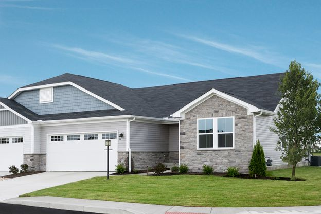 welcome home to sedona ridge:Western Cincinnati's most affordable ranch community with a community pool, lawn care, landscaping & snow removal! 4 miles to I-275 from Low $200s.Click here to schedule your visit!