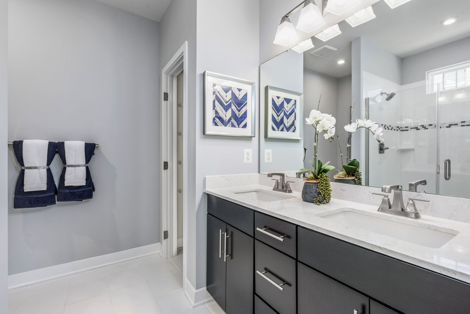 Bathroom featured in the McPherson By Ryan Homes in Baltimore, MD