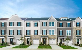 Townes At Haddon Point by Haddon Point Urban Renewal II, LLC by Ryan Homes in Philadelphia New Jersey