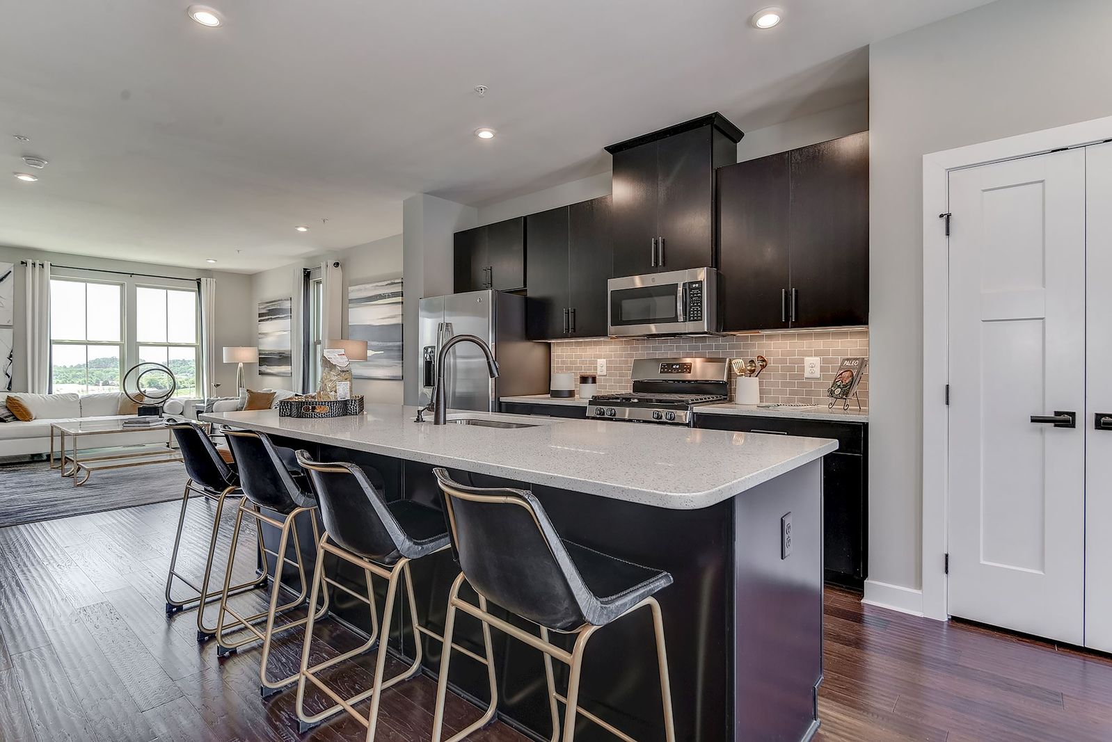 'Greenleigh Townhomes' by Ryan Homes-BLN in Baltimore