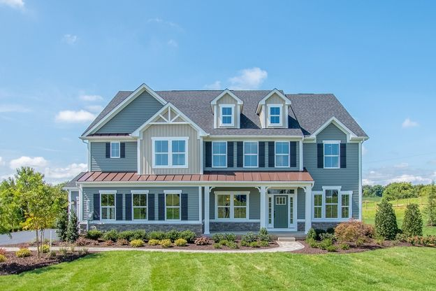coming soon to lovettsville - caskey farm:Estate homes on 1-2 acre cul-de-sac homesites close to commuter routes and the Town Green. Build your dream home in Loudoun County from the mid $500s!Click here to Join the VIP List today.