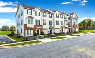 Water Club Towns by Ryan Homes in Philadelphia New Jersey