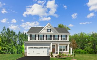 Fayette Farms Single Family Homes by Ryan Homes in Pittsburgh Pennsylvania