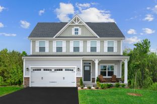 Columbia - Two Rivers - All Ages Single Family Homes: Odenton, Maryland - Ryan Homes