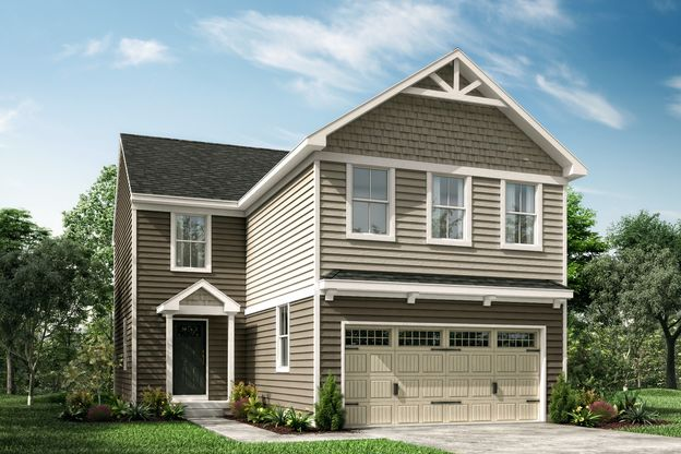 Marquis Hills— Grand Opening!:Introducing new two-story single-family homes from the $270s with open floorplans & 2-car garages, just a short jog or bike ride to Marquis shopping!Schedule your visit today!