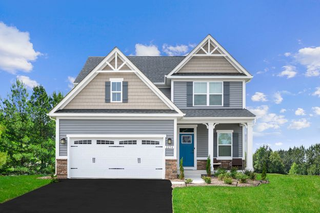 Welcome Home to Twin Oaks:Affordable spacious homes with 3-5 bedrooms, located in the highly-ranked Freeport School District on large usable homesites. Click hereto schedule your visit!